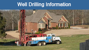 Well Digging Equipment at a House - Drilling Company